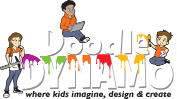 Doodle Dynamo – Richmond's Best Art Summer Camp